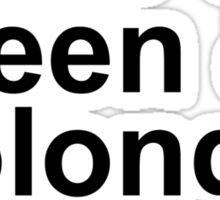 Tea Types - White, Green, Oolong, Black Sticker
