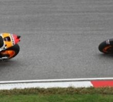 Marc Marquez Sepang panorama by dbgear