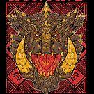 Hunting Club: Akantor by MeleeNinja