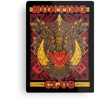 Hunting Club: Akantor Metal Print