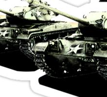 tanks Sticker