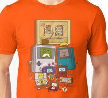 Happy Handheld family Unisex T-Shirt
