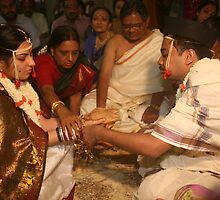 Tying the knots cont. by AnIndianWedding