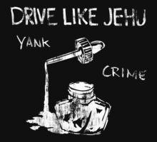 Drive Like Jehu Kids Tee
