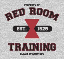 Red Room Training- Black by thejessi