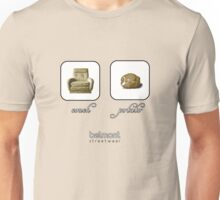 couch / potato (light) Unisex T-Shirt