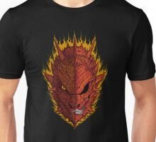 Fire and Death Unisex T-Shirt