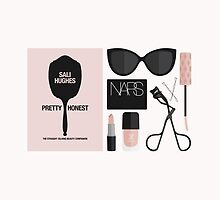 Beauty Blogger Flatlay by laurenschroer