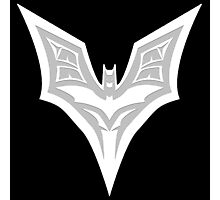 Support the bat! Photographic Print