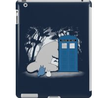 Curious Forest Spirits iPad Case/Skin