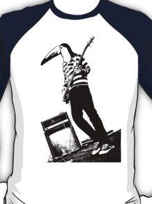 bird bass man T-Shirt