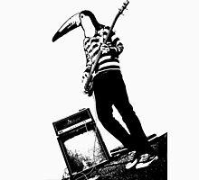 bird bass man Unisex T-Shirt