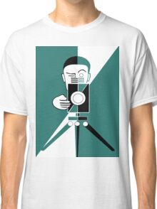 Deco style  photographer Classic T-Shirt