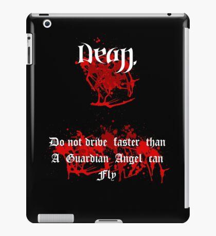 Supernatural-Dean and Cas iPad Case/Skin
