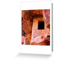 Honeycomb Granary Greeting Card