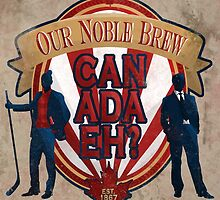 Canadian Noble Brew Eh! by Nivekdarb