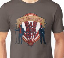 Canadian Noble Brew Eh! Unisex T-Shirt