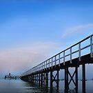 Sorrento Pier by Anuja Manchanayake