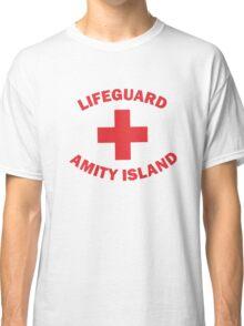 Lifeguard Amity Island Classic T-Shirt