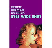Eyes Wide Shut Photographic Print