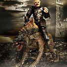 Beast Rider by Steven  Agius