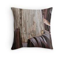 Eucalyptus Unclothed 3 Throw Pillow
