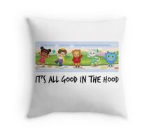 Daniel Tiger Throw Pillow