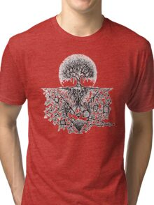 Stars are nature's factories Tri-blend T-Shirt