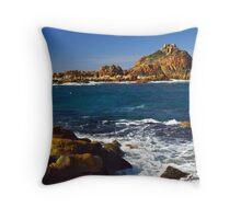 Mimosa Rocks Throw Pillow