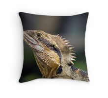 Battle of the Dragons - The Victor (for now) Throw Pillow