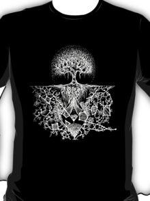 Stars are nature's factories (white design) T-Shirt