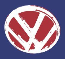 VW logo shirt  by melodyart