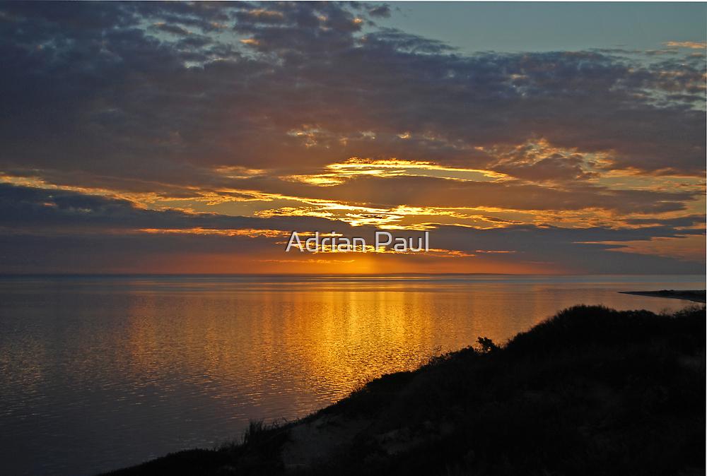 Denham Australia  city photos : ... › Portfolio › Sunset Over Shark Bay, Denham, Western Australia