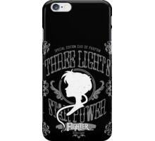 Fighter - Serious Laser iPhone Case/Skin