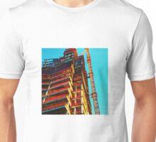 building & sky Unisex T-Shirt
