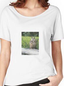 OWL WATCH Women's Relaxed Fit T-Shirt
