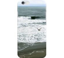Incoming Breakers ~ Stormy High Tide iPhone Case/Skin