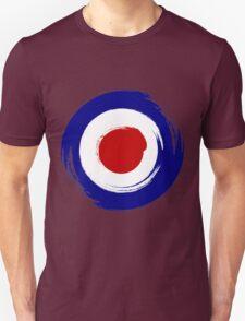 Brush stroKe Mod Target Unisex T-Shirt