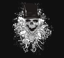 Skull and a Top Hat