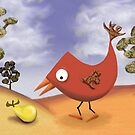Boydie Finds a Pear by Andi Morton