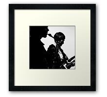 Young and Gifted, Sam Cassman  Framed Print