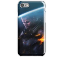 Mass Effect: Commander Shepard iPhone Case/Skin