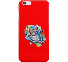 A Graffiti Heart iPhone Case/Skin