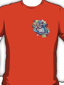 A Graffiti Heart T-Shirt