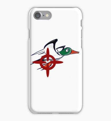 Duck Hunt - Duck James iPhone Case/Skin