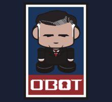 Mitt Romneybot Toy Robot 1.1 Kids Tee