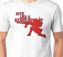 Kite Like a Korean Unisex T-Shirt