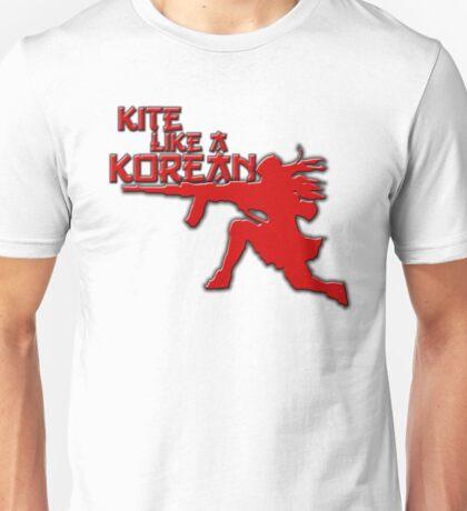 Kite Like a Korean Unisex T-Shirt