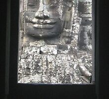 Windows to the Buddha by justineb