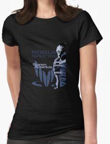 Mass Effect: Saren Arterius Womens Fitted T-Shirt